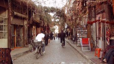 أن تكتب عن دمشق