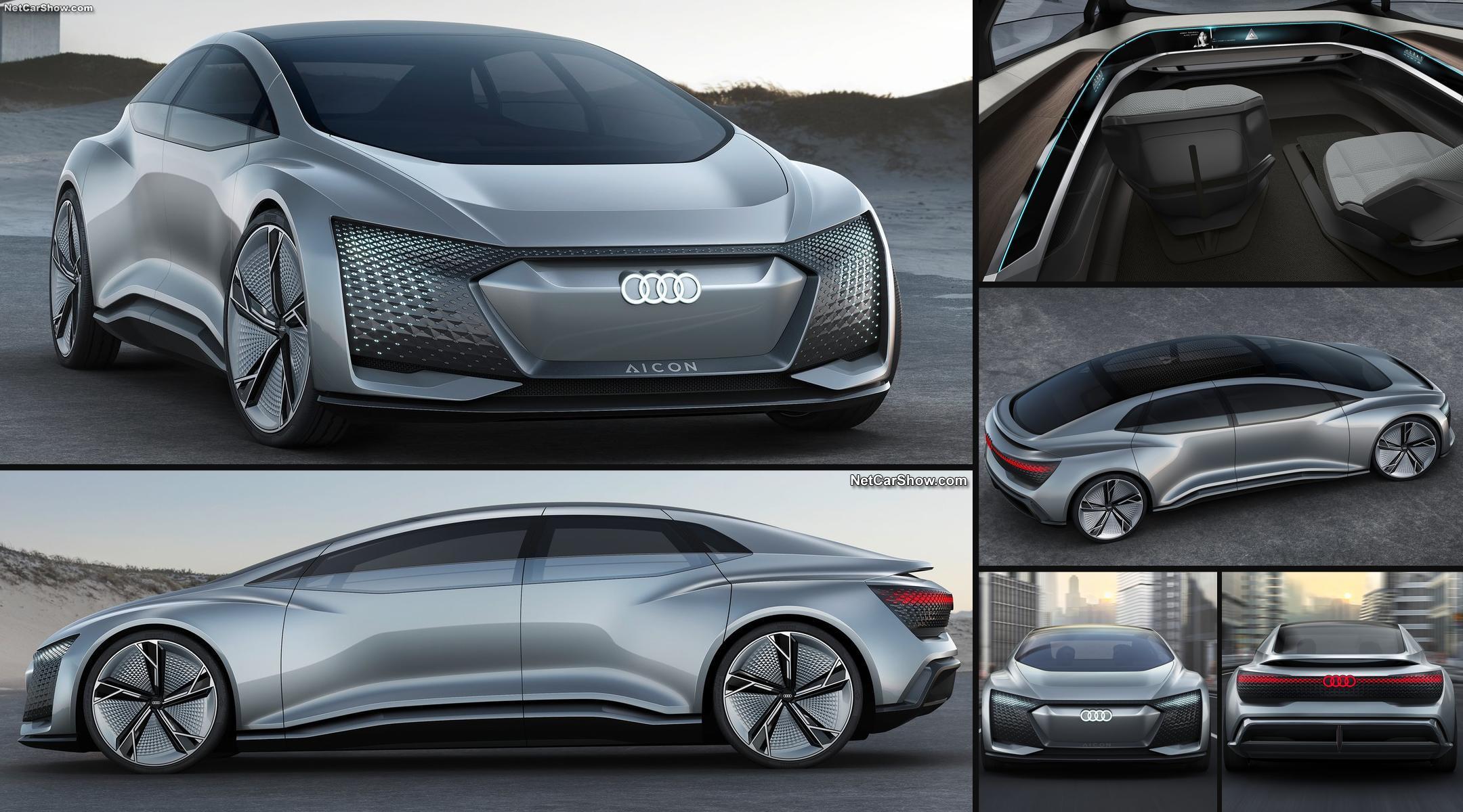 Kelebihan Audi Aicon Harga