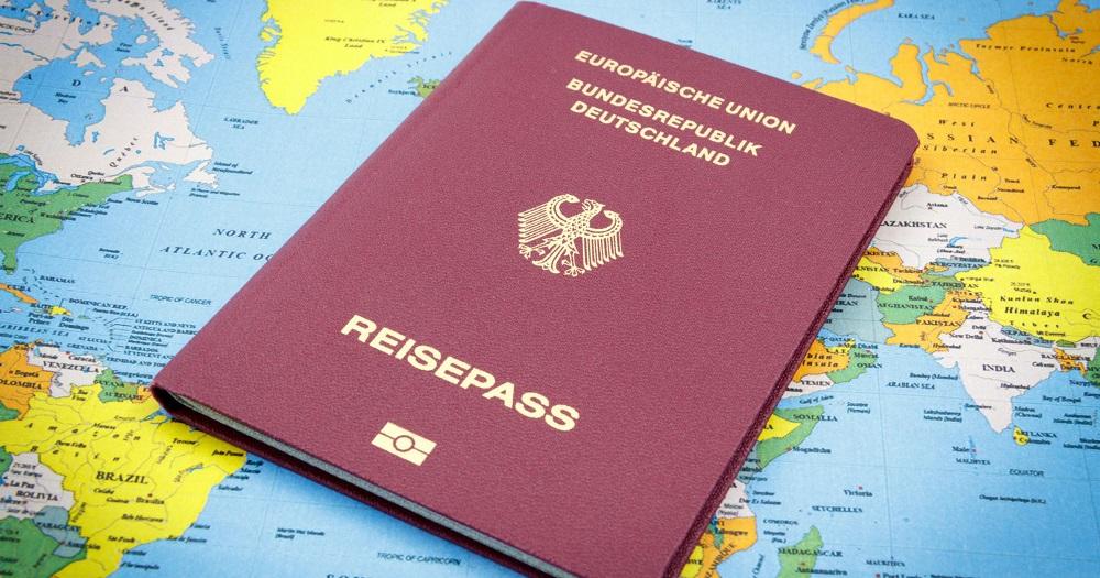 الجنسية الألمانية للاجئين