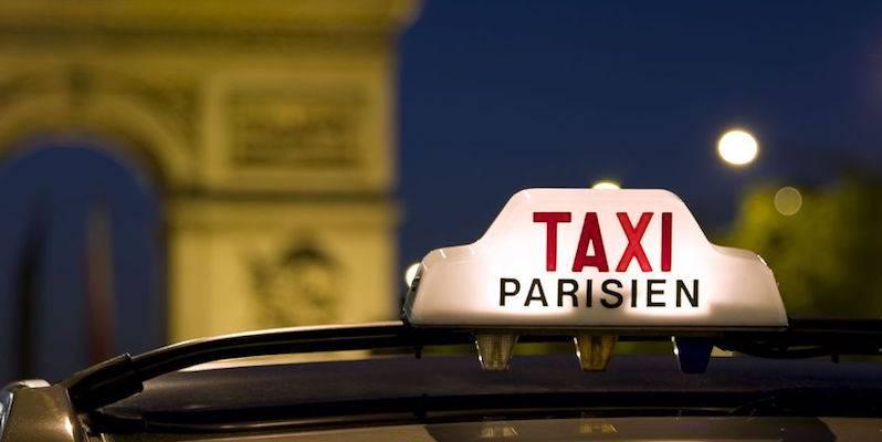 مشاهد باريسية