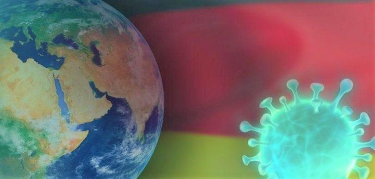 إصابات كورونا في ألمانيا