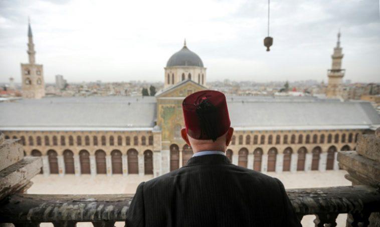 أذان الجوق من الجامع الأموي في دمشق