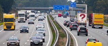 تعديل قانون المرور في ألمانيا
