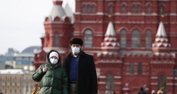 كورونا في روسيا