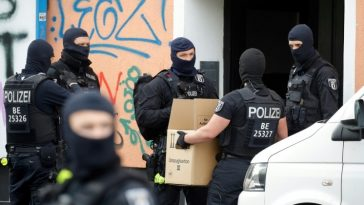 حظر أنشطة حزب الله في ألمانيا