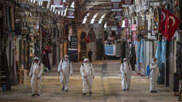 تداعيات أزمة كورونا على العمال السوريين في تركيا