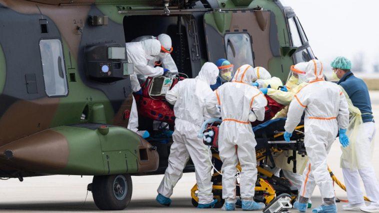 ألمانيا تتكفل بنفقة علاج أوروبيين مصابين بفيروس كورونا في مشافيها