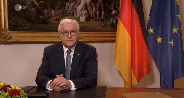 أخبار كورونا في ألمانيا: كلمة الرئيس الألماني حول فيروس كورونا