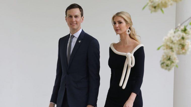 ابنة ترامب وصهره يخرقان العزل الصحي