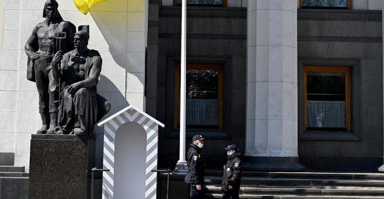 اغتصاب فتاة في مركز للشرطة في أوكرانيا