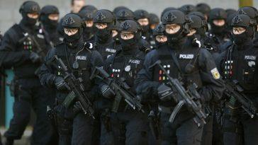 الشرطة الألمانية تقبض على متهم لبناني