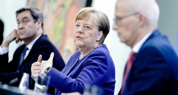 أخبار كورونا في ألمانيا: الولايات الألمانية تتمرد عى توجيهات ميركل الخاصة بإجراءات رفع العزل