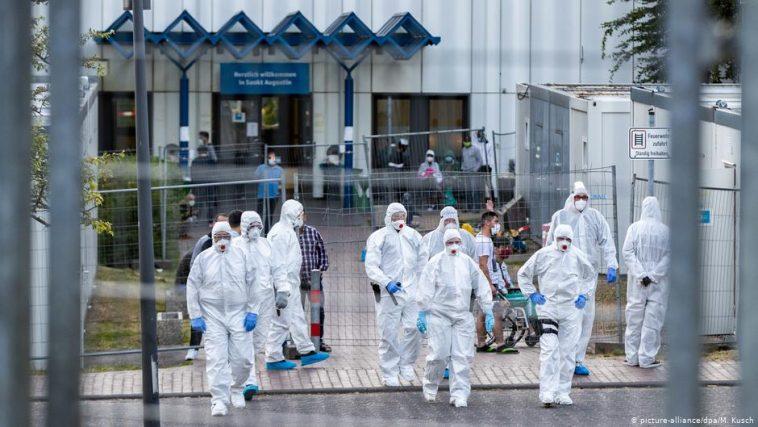 أخبار ألمانيا: إصابة 130 لاجئاً بفيروس كورونا في أحد مراكز إيواء اللاجئين