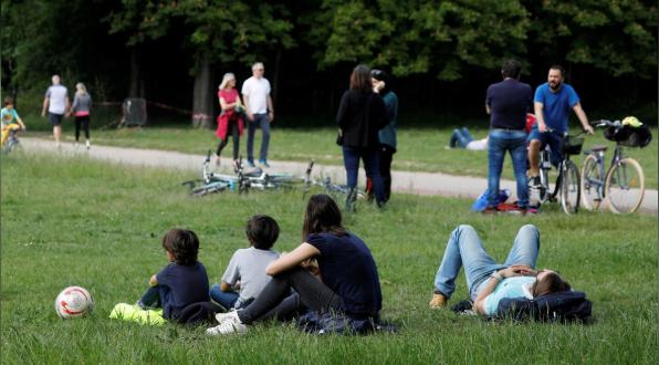 كيف تحمي نفسك من كورونا في الحدائق مع اقتراب الصيف