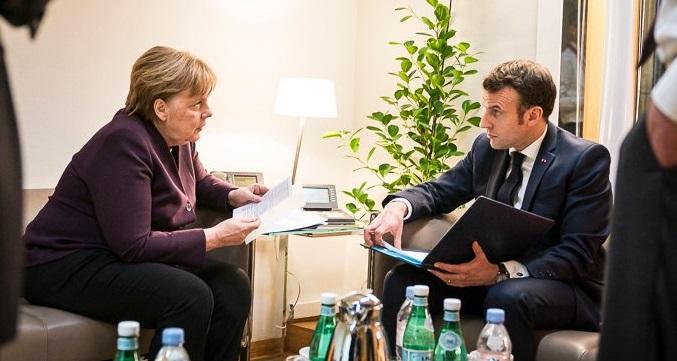 أزمة وباء كورونا: خطة ألمانية فرنسية للنهوض باقتصاد أوروبا