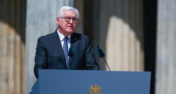 أخبار ألمانيا: كلمة الرئيس الألماني بمناسبة ذكرى مرور 75 عاماً على انتهاء الحرب العالمية الثانية
