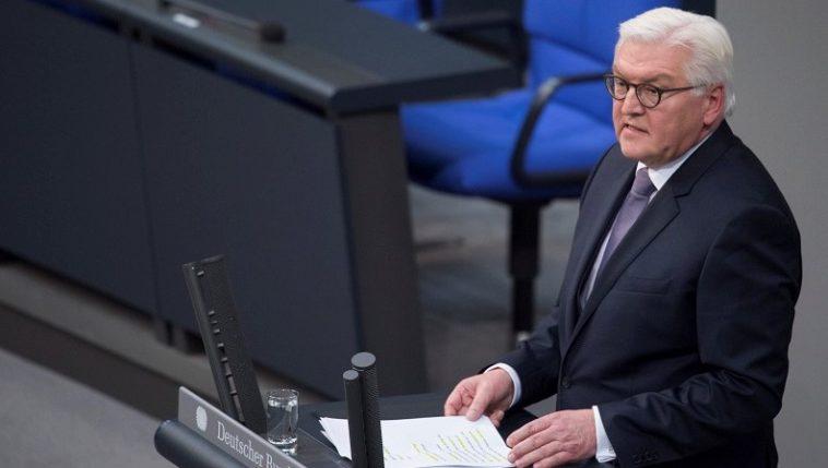 تهنئة الرئيس الألماني للمسلمين