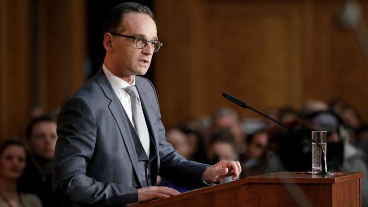وزير خارجية ألمانيا يدعو لتقديم مساعدات إنسانية لسوريا