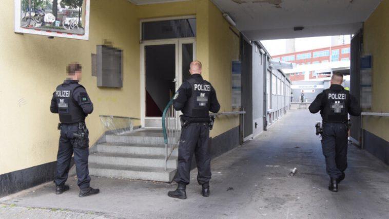 حملة ضد جرائم إحدى العائلات العربية في ألمانيا
