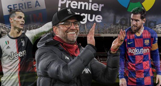 مواعيد عودة دوريات كرة القدم الأوروبية بعد التوقف بسبب كورونا