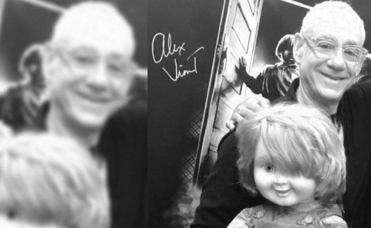 انتحار جون لافيا مخرج فيلم الرعب تشاكي (chucky)