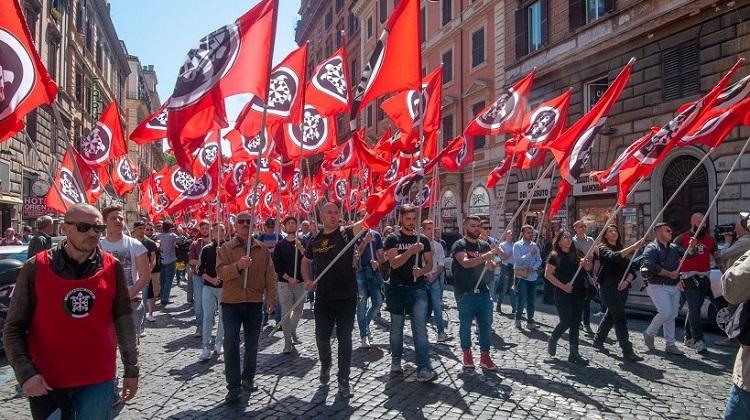 حركة فاشية إيطالية