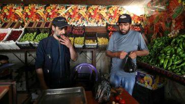 الجوع في سوريا