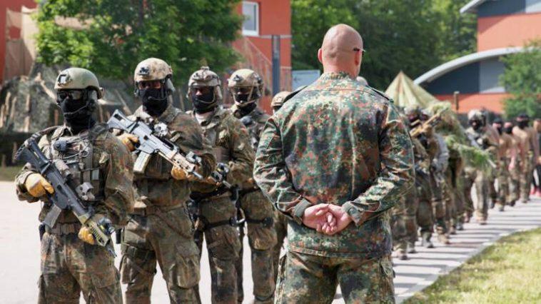 أخبار ألمانيا: مشروع قانون جديد لتسريع عملية طرد الجنود المتطرفين من صفوف الجيش الألماني