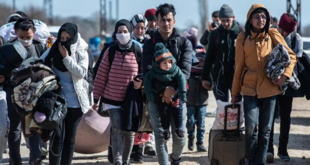 زيادة المخاطر التي يواجهها اللاجئون في زمن كورونا