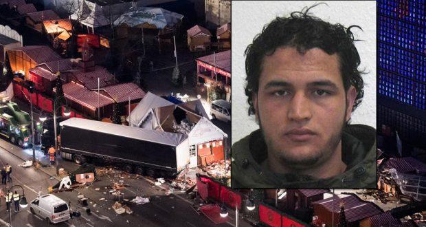 الهجوم الإرهابي على سوق الميلاد في برلين