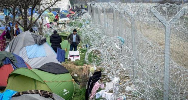 تراجع عدد طلبات اللجوء إلى أوروبا