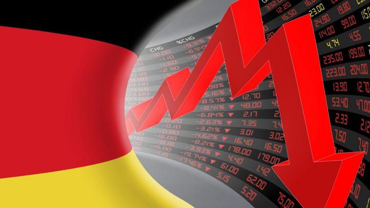 تراجع الاقتصاد الألماني بسبب كورونا