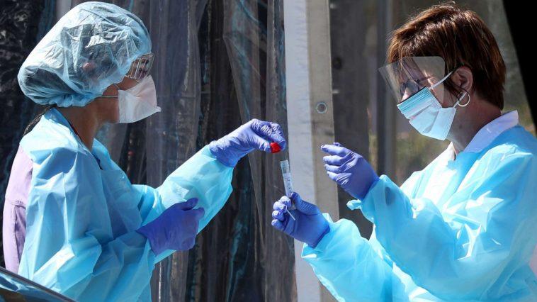 معلومات عن الإصابة بفيروس كورونا