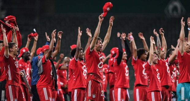 أخبار ألمانيا: بايرن ميونيخ يحقق لقب الدوري الألماني