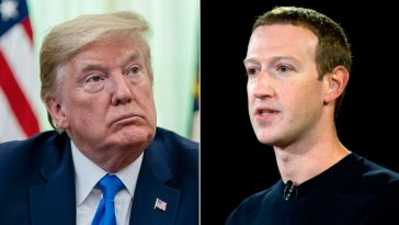مدير فيسبوك مارك زوكربيرغ يرفض حذف منشورات ترامب المحرضة على العنف