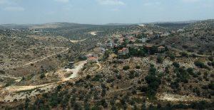 مخطط ضم أجزاء من الضفة الغربية المحتلة إلى اسرائيل