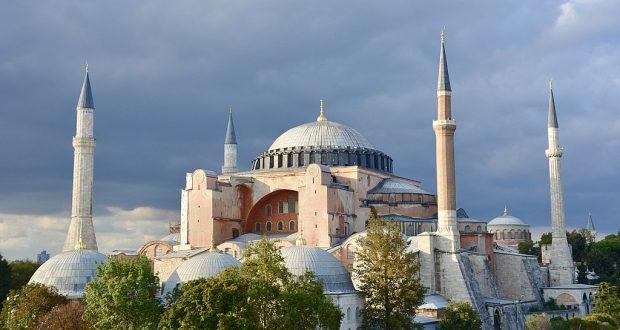 تركيا: تحويل كنيسة آيا صوفيا إلى مسجد