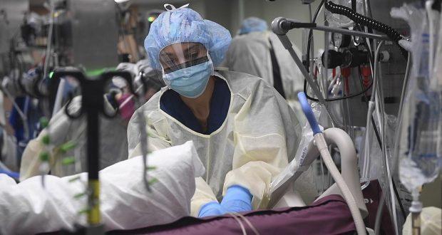 مرضى كورونا في مستشفيات ألمانيا