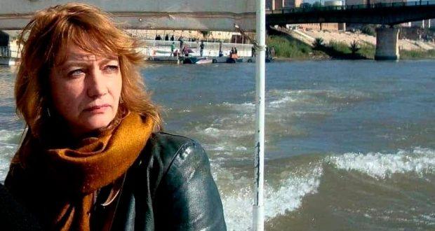 الإفراج عن المواطنة الألمانية هيلا ميفيس المختطفة في بغداد