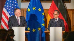 وزير الخارجية الألماني لا يتوقع حدوث تغيير في السياسة الخارجية الأمريكية برحيل ترامب من البيت الأبيض