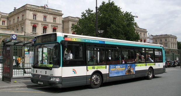 هجوم وحشي عل سائق باص في فرنسا بعد خلاف بشأن ارتداء الكمامات