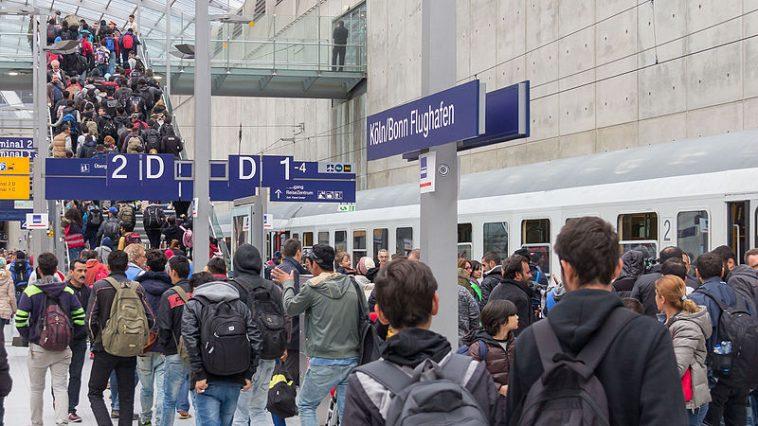 عدد اللاجئين في ألمانيا