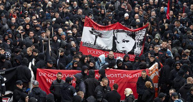 المتطرفين اليمينيين في ألمانيا