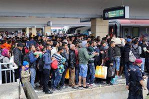 مؤتمر المانحين الرابع لمساعدة اللاجئين السوريين