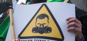 منظمة حظر الأسلحة الكيميائية تصوت بالأغلبية لصالح التحرك ضد النظام السوري