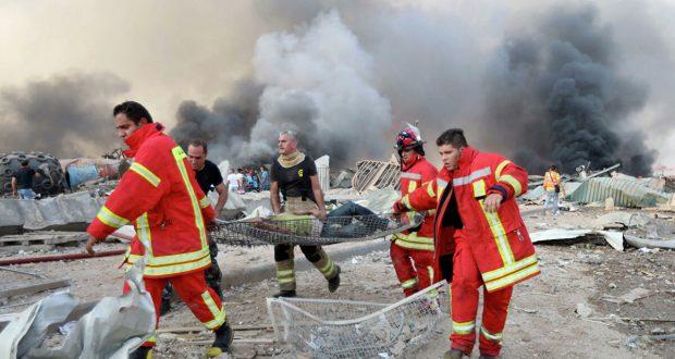 لبنان في حالة حداد بعد انفجار بيروت