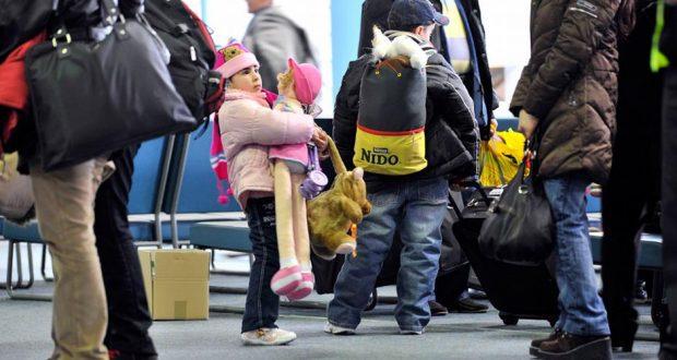 الأطفال اللاجئين المفقودين في أوروبا