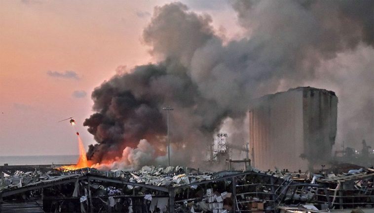 انفجار بيروت: حزب الله خزن نترات الأمونيوم في جنوب ألمانيا
