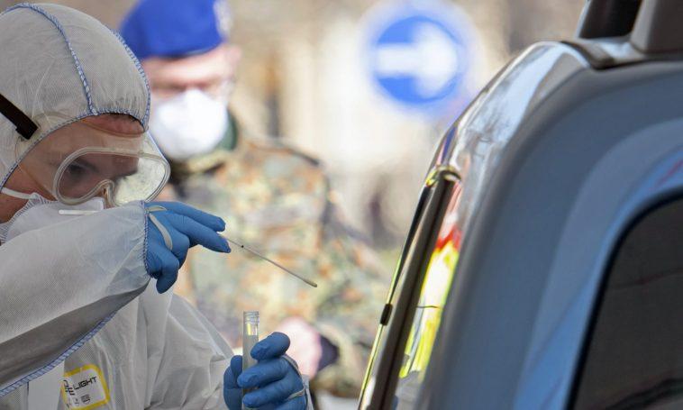 ارتفاع إصابات كورونا في ألمانيا إلى أعلى حصيلة