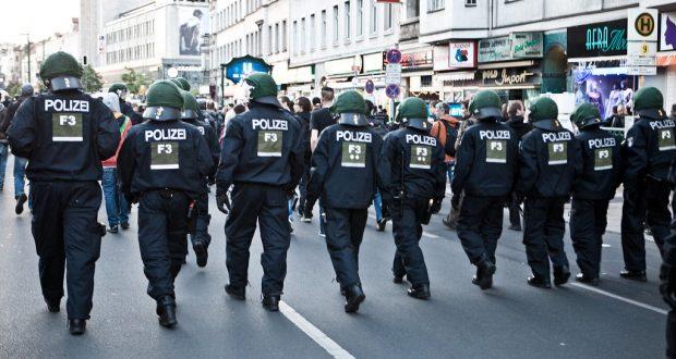 مظاهرات كورونا في ألمانيا
